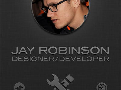 iPhone ID Card avatar personal iphone
