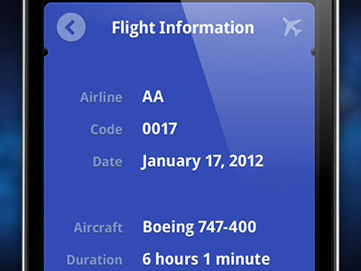 Flight Tracker, Info flights ticket airplane airline