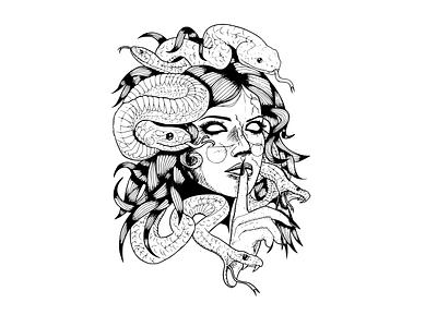snake girl tatoo design girl tatoo old school tattoo illustration cute tatoo tatoo tattoo designs