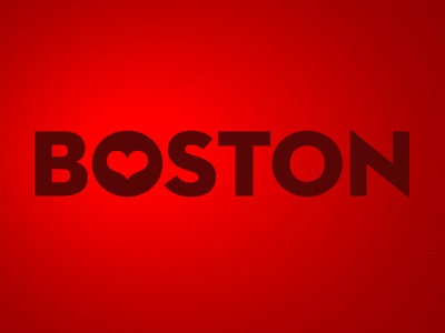 Love Boston boston love typography
