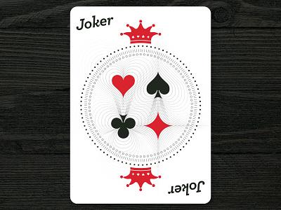 Joker densitydeck playing cards joker kickstarter