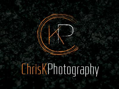 ChrisK Photography Logo logo photographer