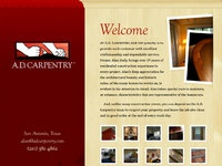 Ad carpentry site
