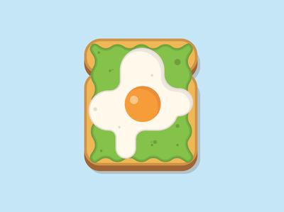 22. Avocado Toast - The Rose Café