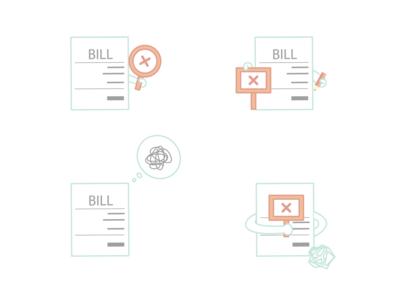 error on your bill