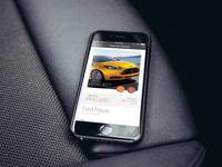 Car search app