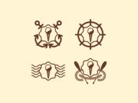 Isla Dulce - icons