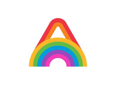 A + Rainbow