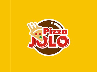 Pizza Logo burger logo deisgn burger logo food design food food logo ux vector ui illustration design app logo graphic design branding