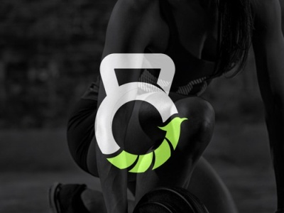Gym Logo fiverr gig fiverr motion graphics animation spacegraphique fitness gym body build health ux vector ui illustration design app 3d logo graphic design branding gym logo