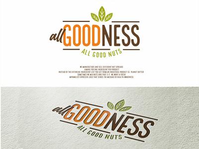 Good Food Logo branding ux vector ui illustration design app 3d logo graphic design leaf food nature food food logo food good good food logo