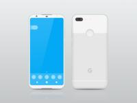 Google Pixel Concept