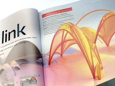 TAU 2015 Annual report typography concept magazine branding annual report