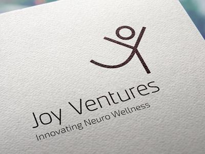 Joy  Ventures Logo log design branding