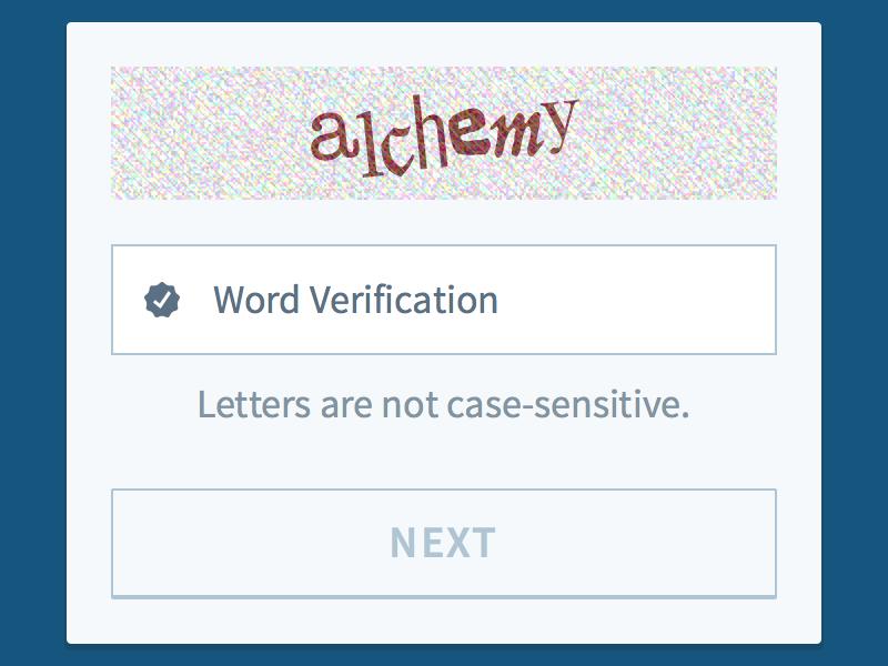 Member Registration Captcha verification button registration captcha form disabled input