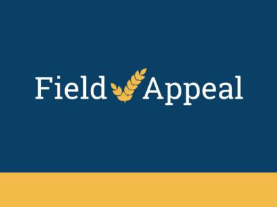 Field Appeal - Grain Logo