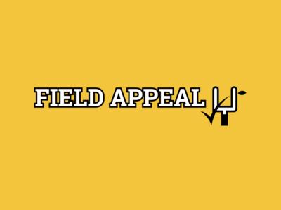 Field Appeal - Football Logo