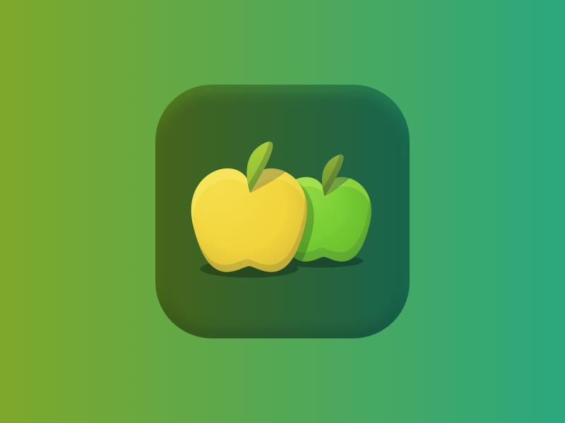 Apple to Apples Comparison web app apples apple icon app