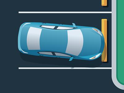 Mazda 3 jeep car 3 mazda illustration parking lot