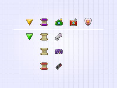Icons dribbble