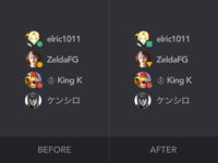 Accessible Discord Status Indicators