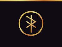"""Hrafn"" Bind Rune Monogram"