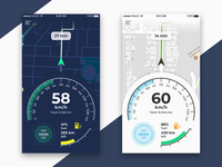 Motorcycle app concept