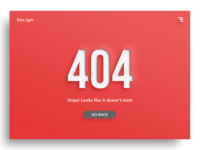404 - Looks like it doesn't exist