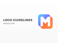 Mingle Logo Guideline - Rejected Logo
