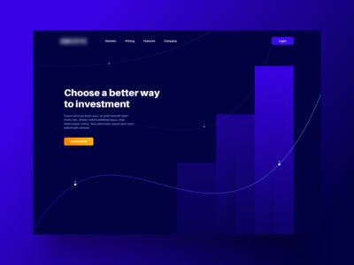 Daily UI #000 website web design landing page daily ui