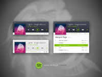 Spotify miniplayerv2