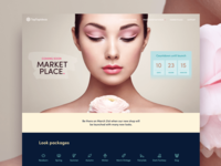 Marketplace Launch Page