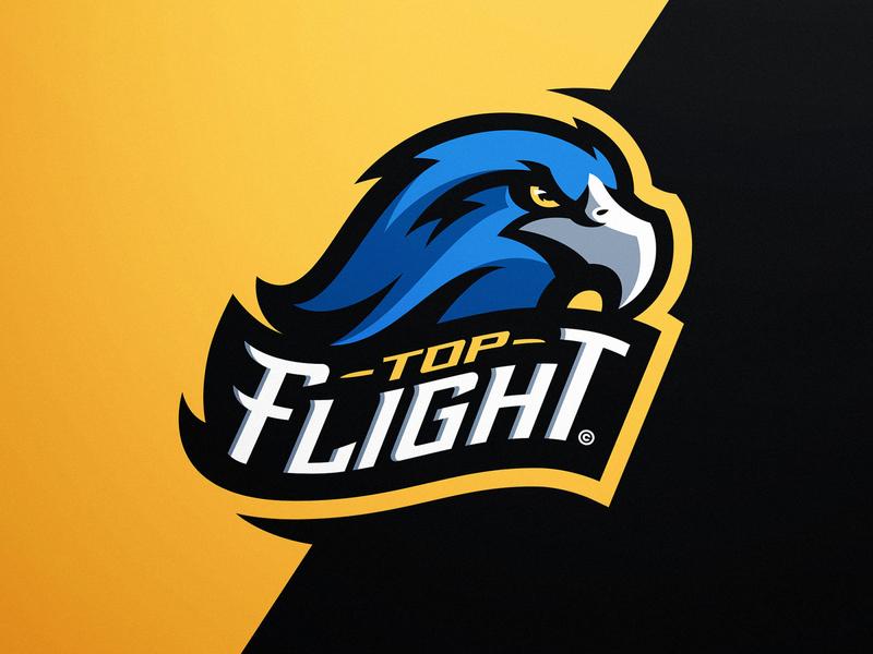 Blue Eagle Esports Logo