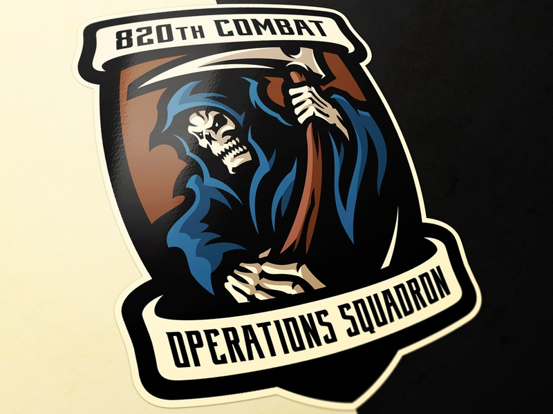 Reapers Combat Squad Logo