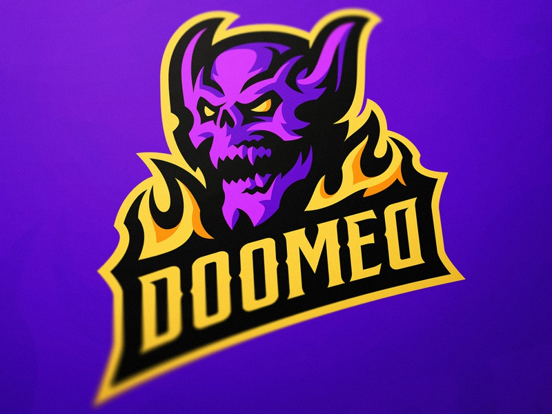 Demon Esports Logo dasedesigns mascot illustration gaming esports logos icon logotype logo mark gaming logos gaming logo esports logo sports logo mascot logo logo design devil devil logo demonic demon