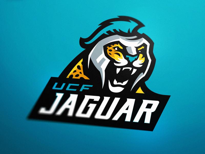 Jaguar Spartan Mascot Logo