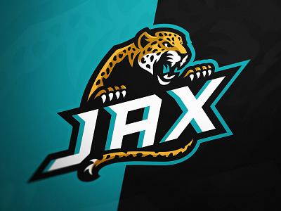 Jax Mascot Design - Jaguar Sports Logo logo illustration jaguar mascot mascot design sports mascot sports branding sports logo dasedesigns gaming esports logo illustration mascot jags jax jaguars jaguar jacksonville jaguars