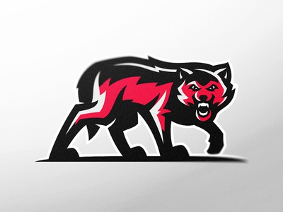 Coupeville Wolves Secondary Sports Logo illustration secondary logo dasedesigns mascot design identity branding logo design team logo high school team sports branding esports sports wolf wolf logo wolves coupeville coupeville wolves