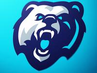 Bear eSports Mascot Logo