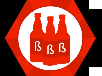 Betabeers nut nut karmacracy betabeers startups badge beers beta