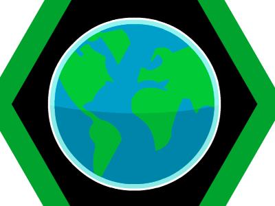 Mother earth day award nut award karmacracy gamification earth badge