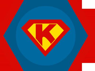 Karmaman nut award karmacracy badge karmaman superman gamification