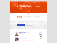 Blog Marketing Conference