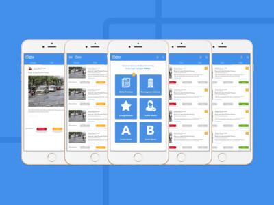 Qlue (Experiment apps)