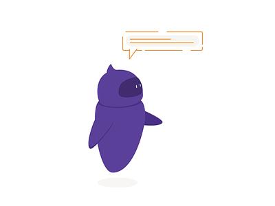 Chatbot ai vector illustration bot chatbot