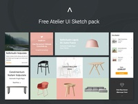 Free Atelier Sketch Template