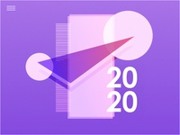 2020 vol. 3 folly futurism vapor wave neon dream neon illustration 2020 surrealism abstract