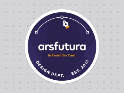 Design Team Stickers vectors sketch stickermule arsfutura team design sticker