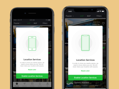 Location Permission Popup green iphone iphone x popup dialog permission dialog permission location miturf