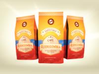 Rodrigombia   Coffee Brand